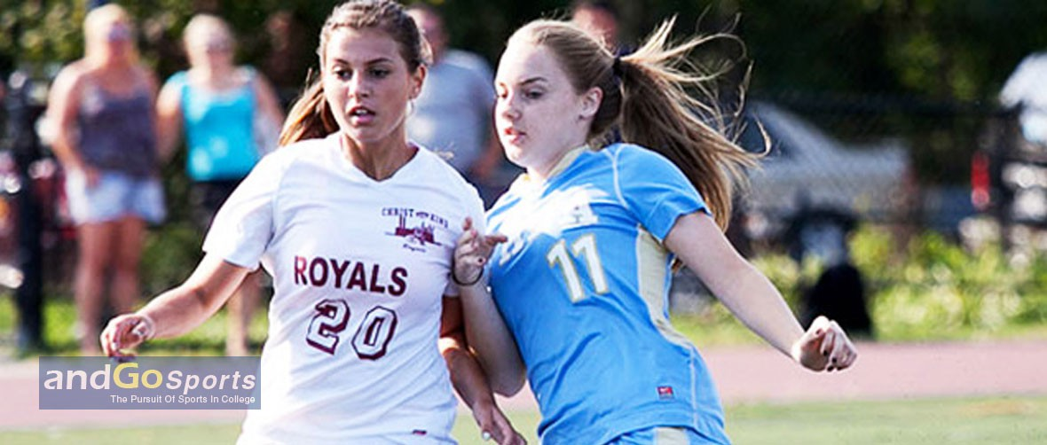 Francesca Giglio named All-Queens Girls' Soccer Player