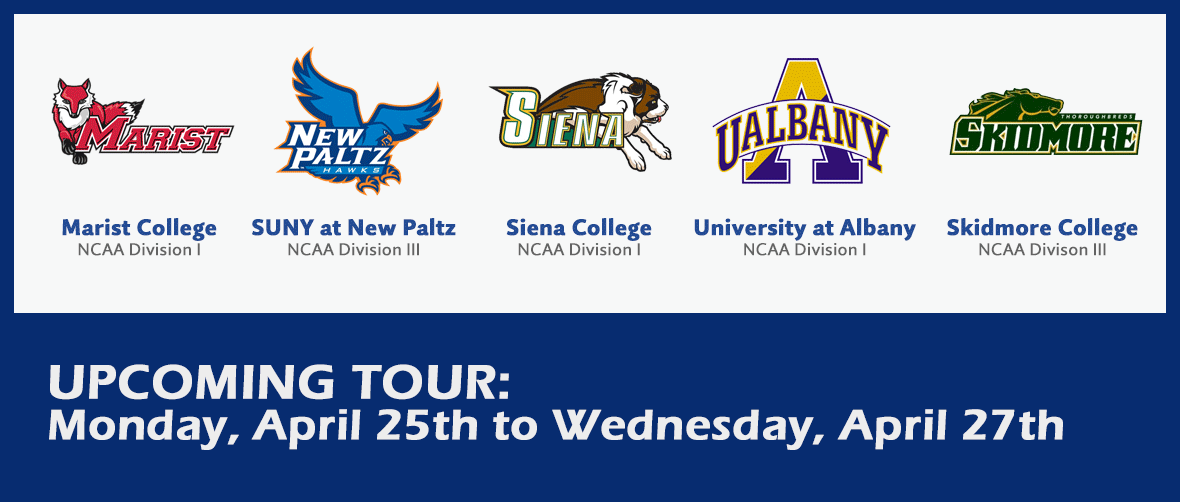 AGS College Bus Tour, New York 2016